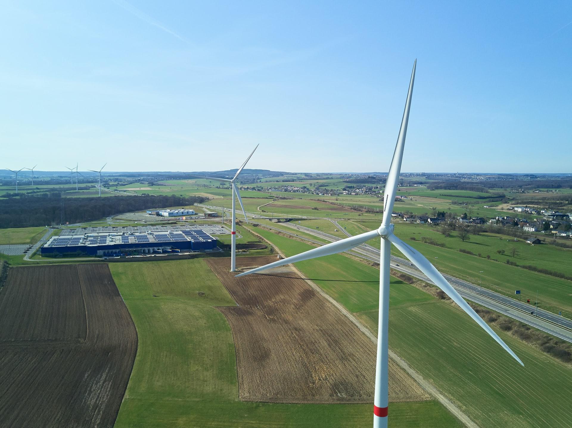 windmolen duurzaam wonen